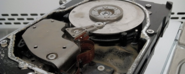 Recupero HD bagnato